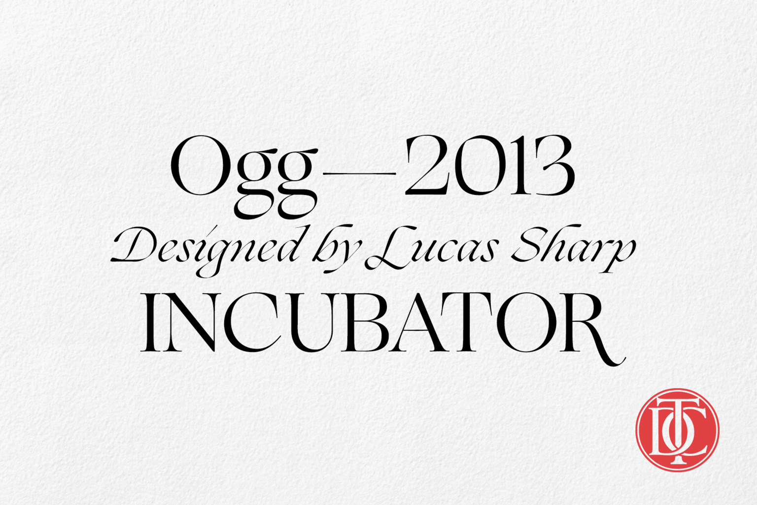 Vllg incubator ogg tdc