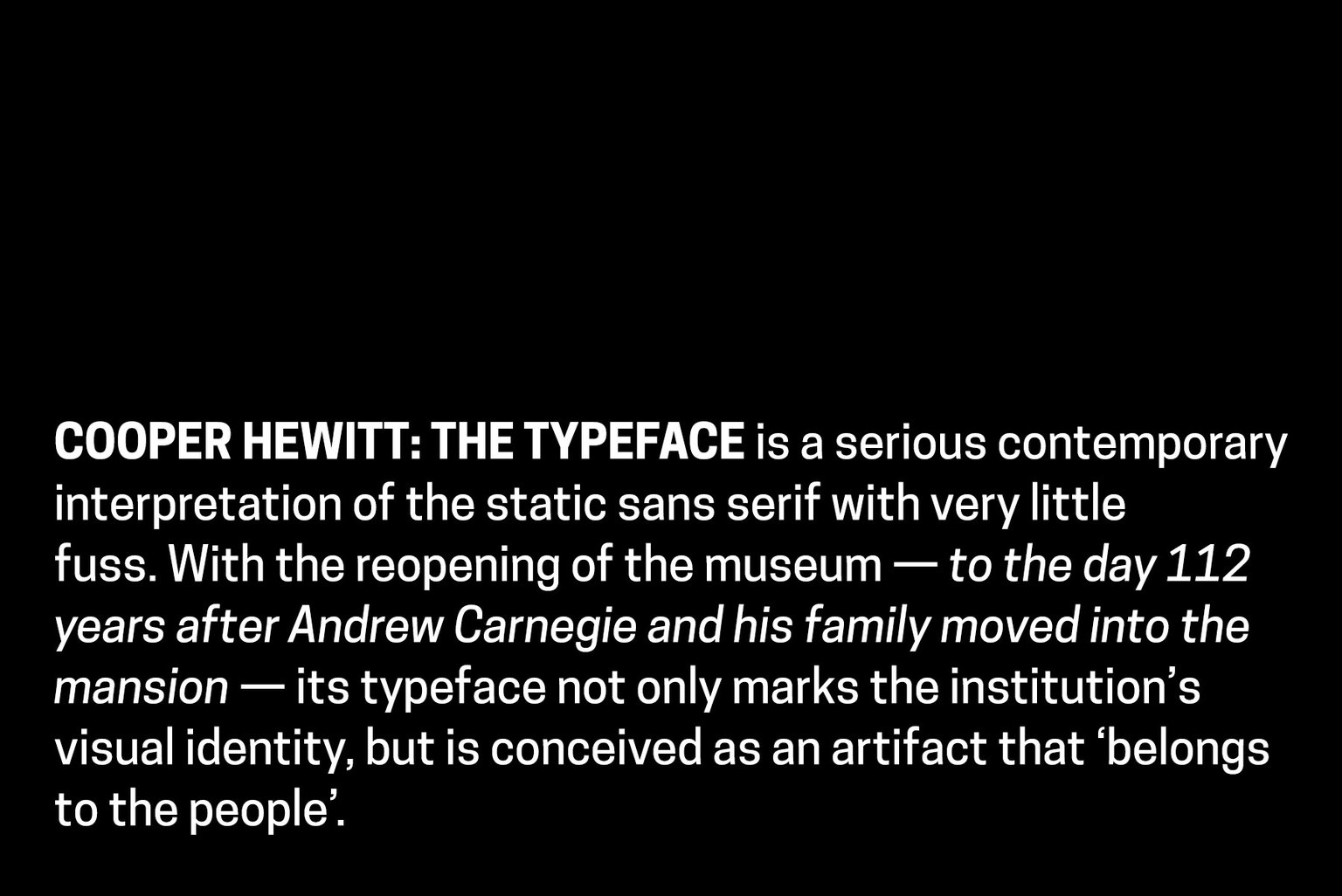 Vllg constellation cooperhewitt typographica