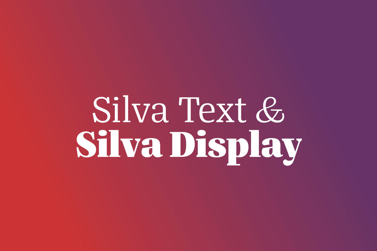 Village: Silva Display