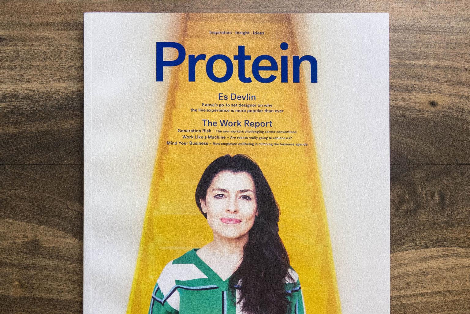 Vllg incubator postgrotesk protein