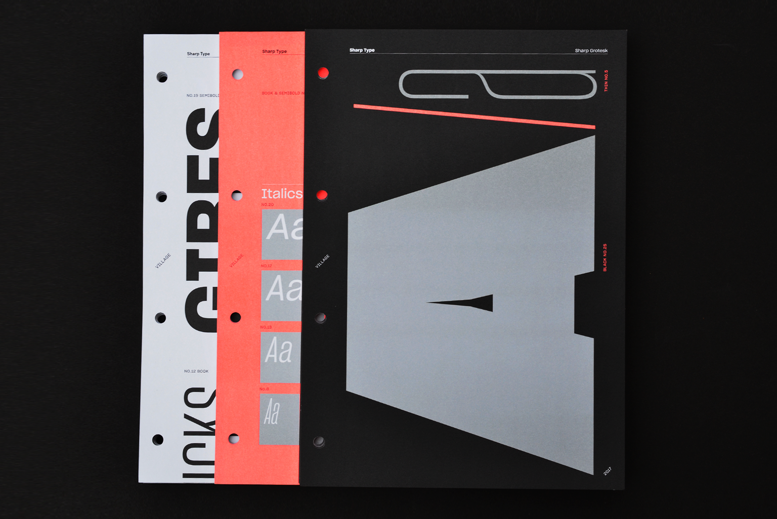 Vllg sharptype sharpgrotesk pages 1